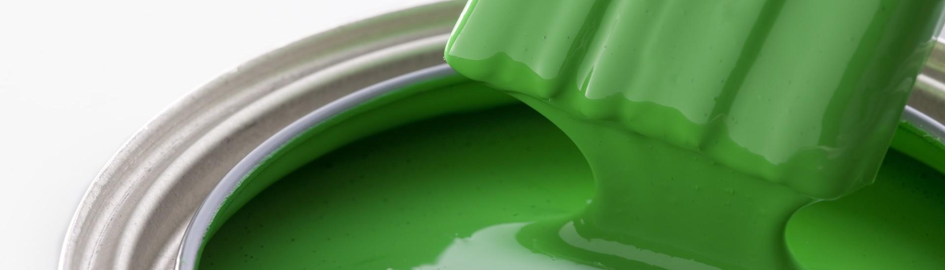 Verf-Groen